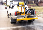 Turbo Turf Ice Control Sprayers
